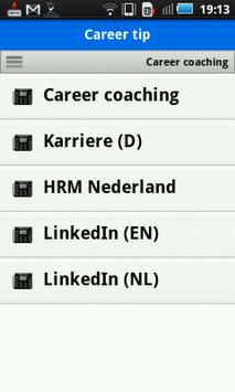 Career & Coaching News apk screenshot