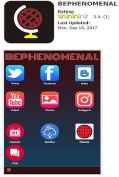 BEPHENOMENAL screenshot 3