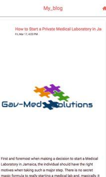 Gav-Med Solutions screenshot 3