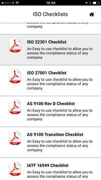 ISO & Business Expert screenshot 3