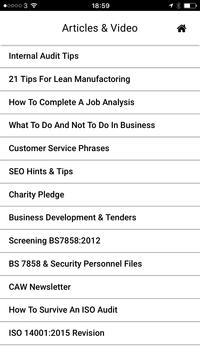 ISO & Business Expert screenshot 4