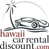Hawaii Discount Car Rental icon
