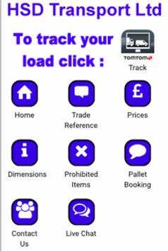 HSD Transport Ltd screenshot 3