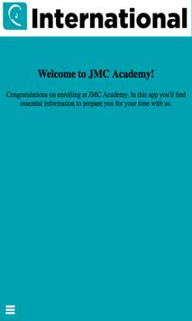 JMC International poster