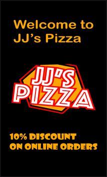 JJsPizza Acocks Green Birmingham poster
