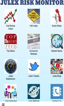 Julex Risk Monitor poster