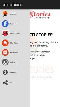 OTI STORIES poster