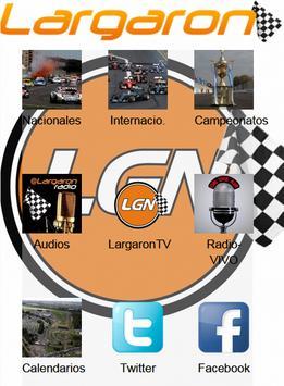 Largaron poster