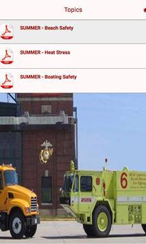 MCAF Safety apk screenshot