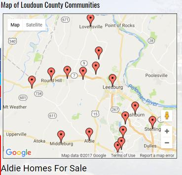 Northern Virginia Homes For Sale By Neighborhood screenshot 4