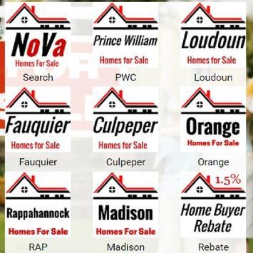 Northern Virginia Homes For Sale By Neighborhood screenshot 8