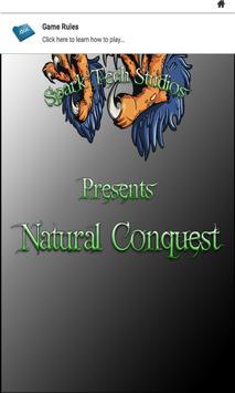 Natural Conquest apk screenshot