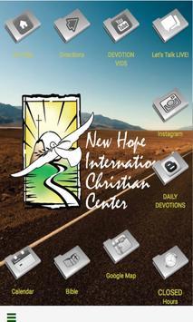 New Hope Journey poster