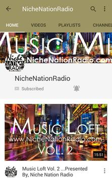 NicheNationRadio screenshot 3