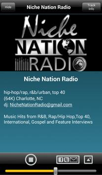 NicheNationRadio screenshot 12