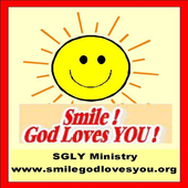 Smile God Loves You icon
