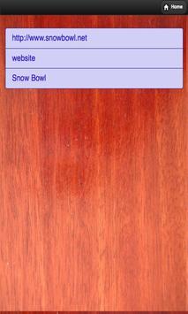 Snow Bowl apk screenshot