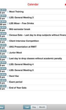 RMIT Law Students Society apk screenshot