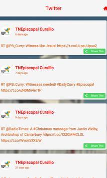 TN Episcopal Cursillo screenshot 1