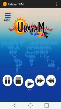 UdayamFM apk screenshot