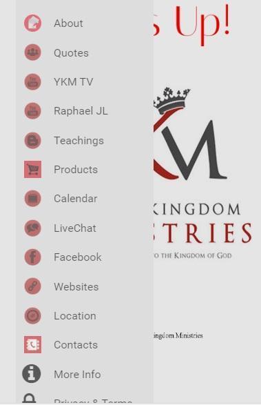 Pusat aplikasi android YKM