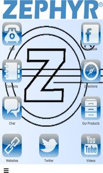Zephyr Tool Group poster