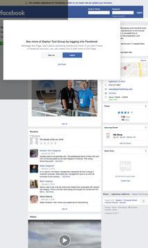 Zephyr Tool Group screenshot 2
