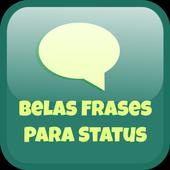 Belas Frases para Status icon