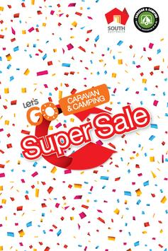 2016 Super Sale poster