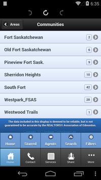 Fort Saskatchewan Real Estate apk screenshot