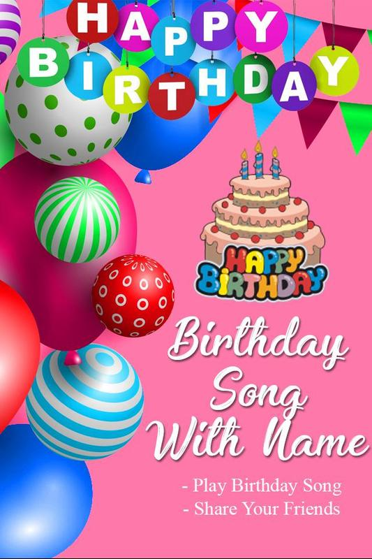 download happy birthday song with name apk ▷▷ a c i