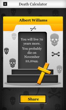 True Love & Death Calculator screenshot 4