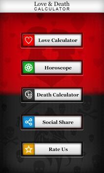 True Love & Death Calculator poster