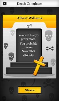 True Love & Death Calculator screenshot 12
