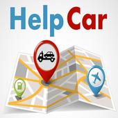 Help Car icon