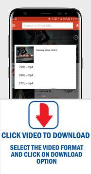 Video Downloader screenshot 1