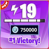 V-bucks for Fortnte Prank icon