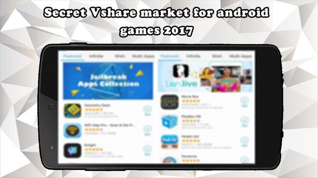 Tips Vshare Market Pro poster