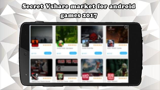 Tips Vshare Market Pro screenshot 1