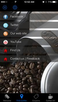 AppMark - Coffee Shops and Bar screenshot 2