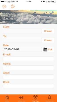 AppMark - Travel Air+Hotel screenshot 2