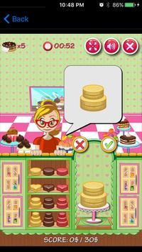 My Cake Shop - Build Mania apk screenshot