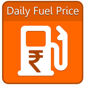 Petrol/Diesel Price (Daily) & Locator icon