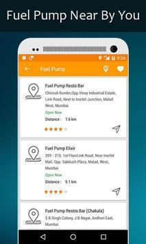 Petrol/Diesel Price (Daily) & Locator screenshot 2