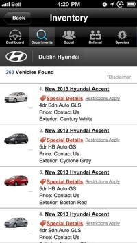 Dublin Hyundai screenshot 5