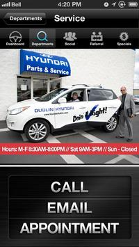 Dublin Hyundai apk screenshot