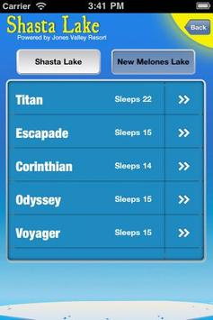 Shasta Lake apk screenshot