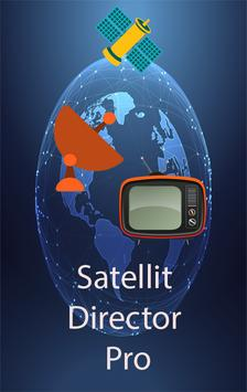 Satellite Derector Pro free screenshot 1