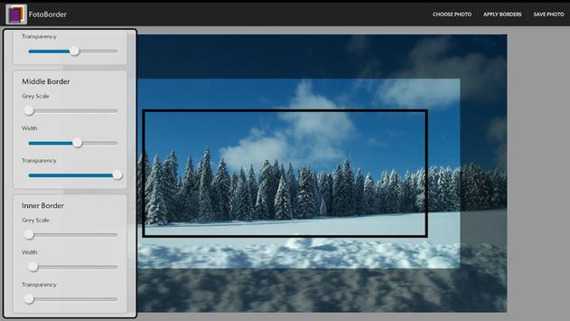 FotoBorder apk screenshot
