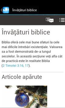Martorii lui Iehova screenshot 2